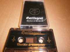 BATTLEGOAT - Warlust & Witchcraft. Tape