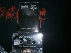 NEFTARAKA / AL - AZAZHIL - Amidst the Deepest of Voidness. Split Tape