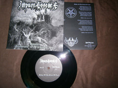 "IMPURE ESSENCE - Abaddon (Commander of Apocalyptic War) 7"" EP."