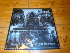 "SARDONIC WITCHERY - King Of The Midnight Legions. 12"" LP"