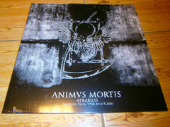 "ANIMUS MORTIS - Atrabilis ( Residues From Verb And Flesh). 12"" LP"