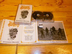 DEMONIAC SLAUGHTER - Ecclesiastical Desecration. Tape