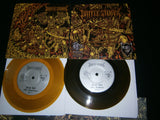 "BATTLESTORM - From Hell. 7"" EP Vinyl"