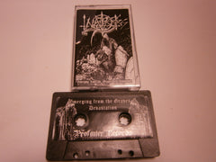 INFAUSTES - Emerging From The Graves Of Devastation. Tape