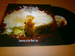 "WITCHBLOOD - Sorceress Of The Black Sun. 12"" LP Vinyl"