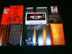 BASTARD CHRIST - The Lost Tapes & Reh-ells 2000 - 2009. Tape