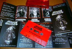 MIDNIGHT SACRIFICE - We Are The Bastards Of Rock. Tape