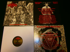 "BLACK DEVOTION - Ceremonial Rituals Of Demonic Chaos. 12"" LP"