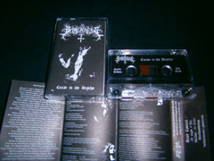 BLACKNESS - Curse in the Depths. Tape