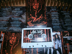 ANAL VOMIT - Demoniac Flagellations. Tape