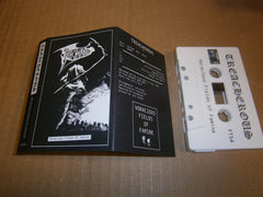 TREACHEROUS - Voracious Fields Of Famine. Tape