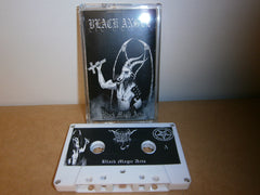 BLACK ANGEL - Black Magic Arts. Tape