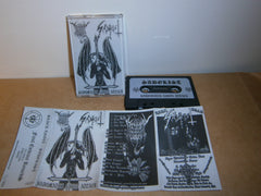 BLACK ANGEL / SADOKIST - Sadomatik Angel Attack. Split Tape