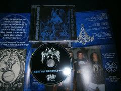 MASTER OF CRUELTY - Spit on the Holy Grail. CD