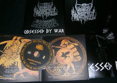UNHOLY ARCHANGEL - Obsessed by War. Gigant Digi CD
