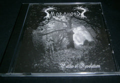 MORTHOND - Paths of Desolation. CD