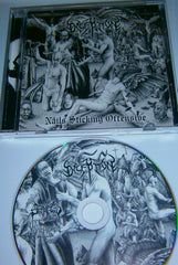 DECEPTION - Nails Sticking Offensive. CD