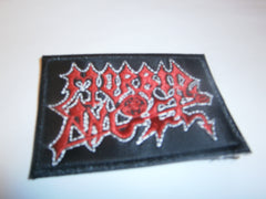 MORBID ANGEL - Embroidered Logo Patch