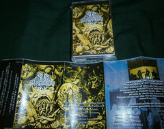 MENTAL ALTERATION - Prophecy of Disgrace. Demo Tape