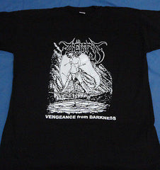 DEATH YELL - Vengeance from Darkness T-Shirt