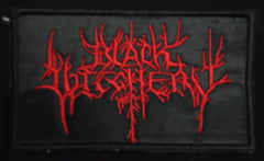 BLACK WITCHERY - Embroidery Logo Patch
