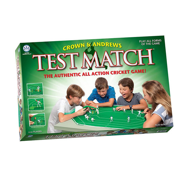 Test Match - Authentic Cricket Game - Toot Toot Toys