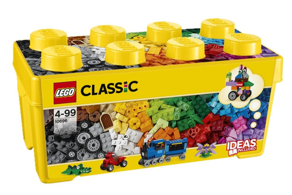 LEGO® Classic - Medium Creative Brick Box (10696) - Toot Toot Toys