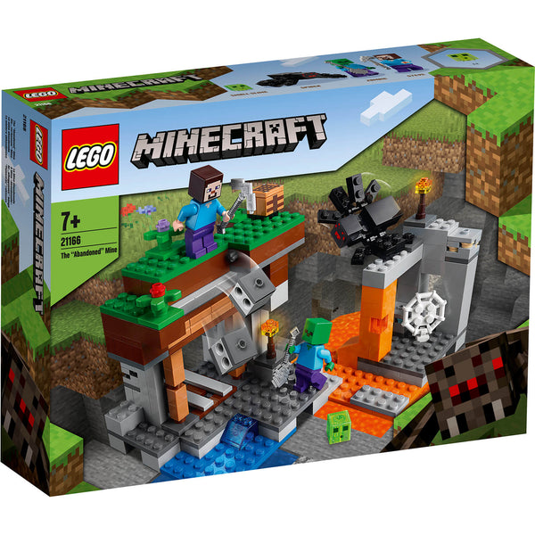 "LEGO® Minecraft - The ""Abandoned"" Mine (21166)"