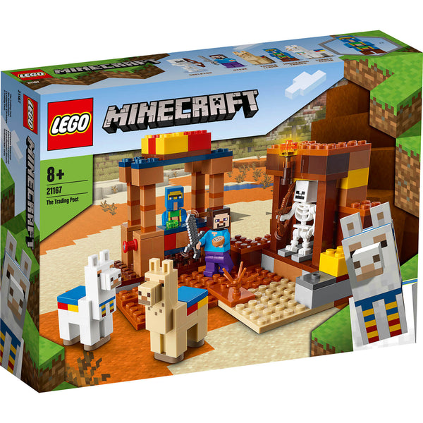 LEGO® Minecraft - The Trading Post (21167)