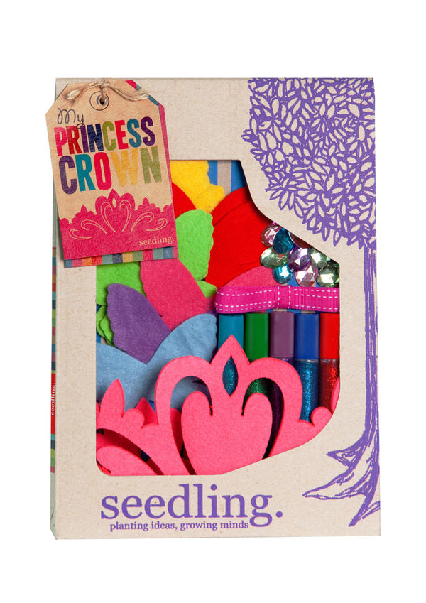 Seedling- My Princess Crown - Toot Toot Toys