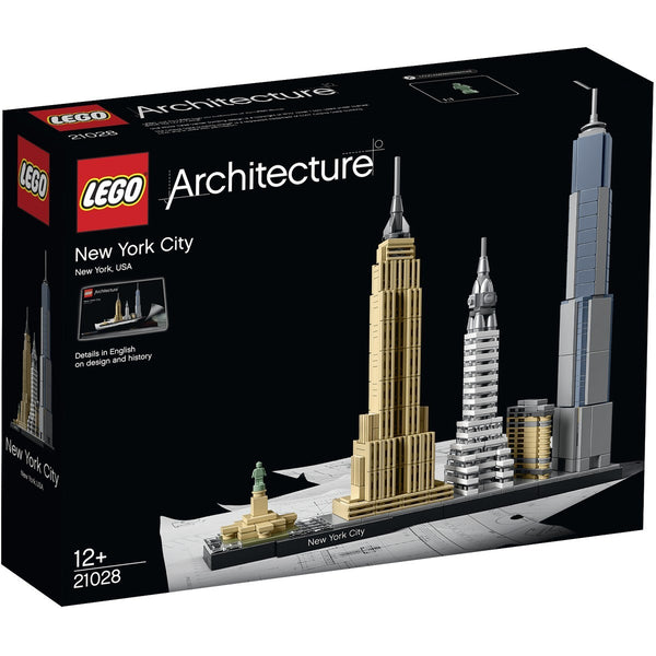 LEGO® Architecture - New York City (21028)