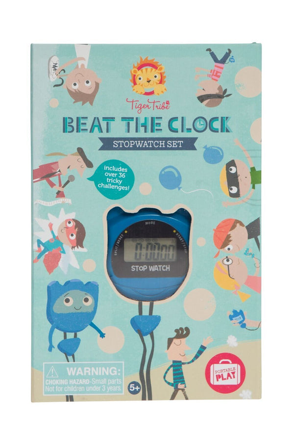 Tiger Tribe - Beat the Clock Stopwatch Set