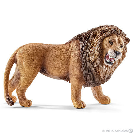 Schleich - Roaring Lion - Toot Toot Toys