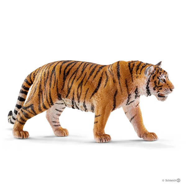 Schleich - Tiger - Toot Toot Toys