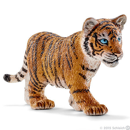 Schleich - Tiger Cub - Toot Toot Toys