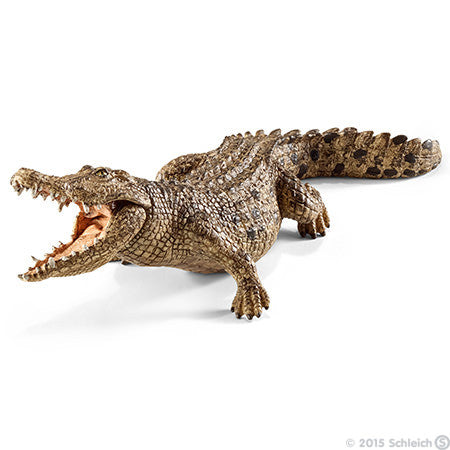 Schleich - Crocodile (14736) - Toot Toot Toys