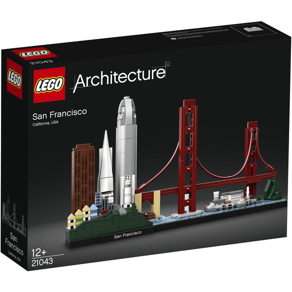 LEGO® Architecture - San Francisco (21043)