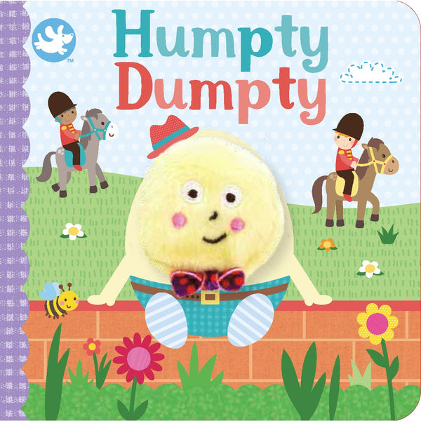 Little Me Finger Puppet Book - Humpty Dumpty