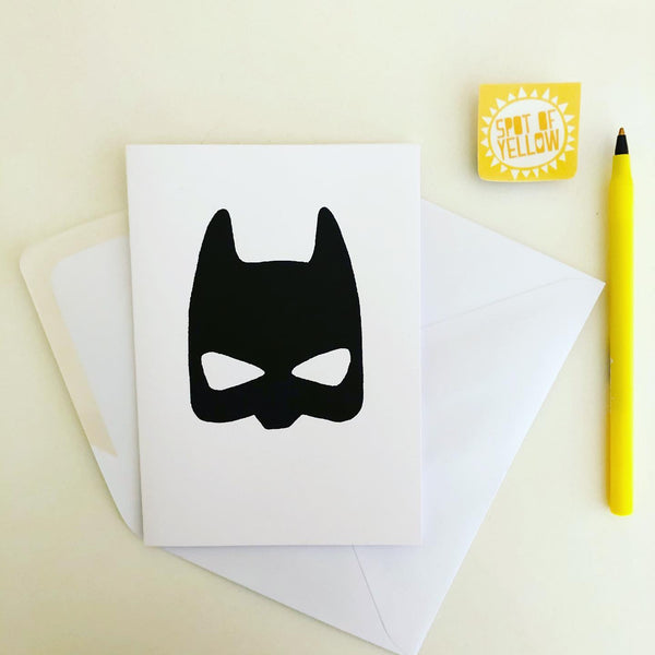 Birthday Card - Batman