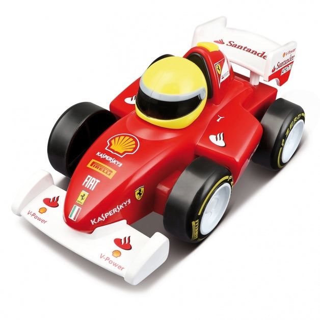 BBJunior - Ferrari Touch & go F1 with sound