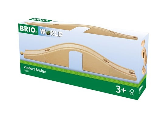 BRIO - Viaduct Bridge (33351) - Toot Toot Toys