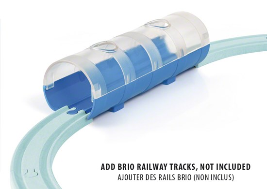 BRIO - Travel Train and Tunnel (33890)