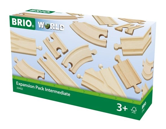 BRIO - Expansion Pack - Intermediate (33402) - Toot Toot Toys