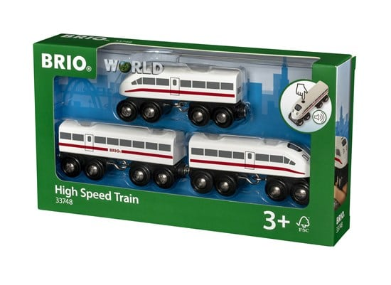 BRIO - High Speed Train (33748)