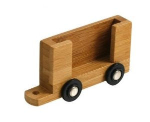 EverEarth Bamboo Name Train - End Carriage - Toot Toot Toys