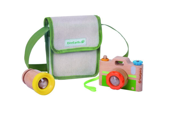 EverEarth Bamboo Kids Camera