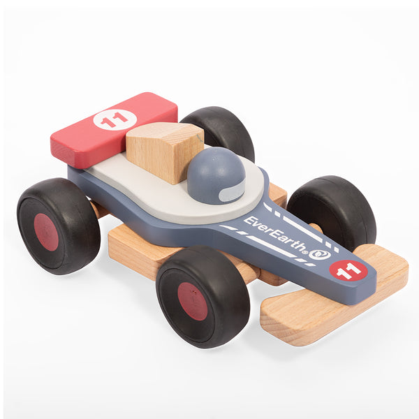 EverEarth Wooden Racing Car