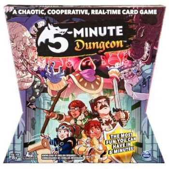 5 Minute Dungeon - Toot Toot Toys