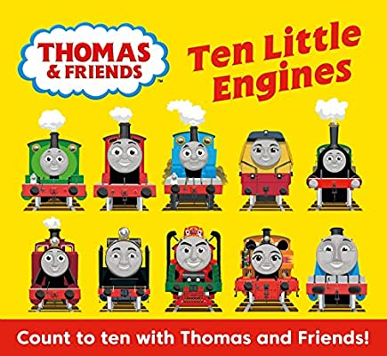 Thomas & Friends - Ten Little Engines