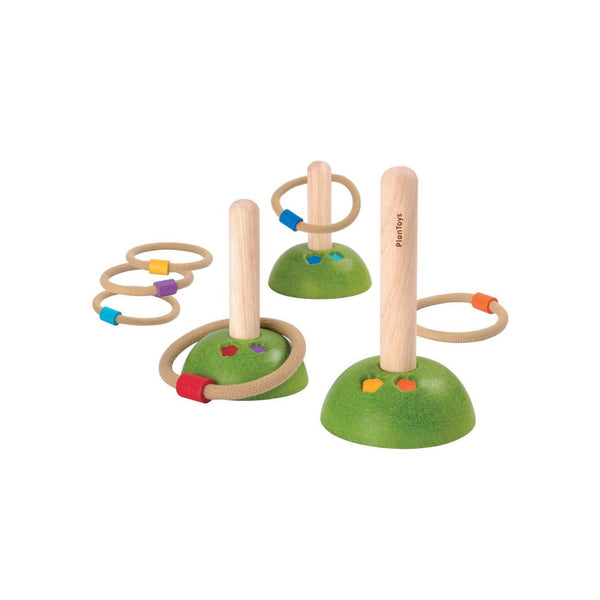 Plan Toys - Meadow Ring Toss - Toot Toot Toys